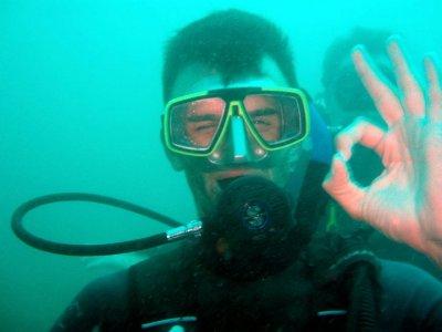 Curso buceo Discover Scuba Diving en Ixtapa 3 hrs