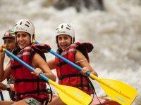 Rodavento rafting