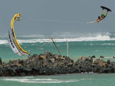 Kiteboarding Cancún Kitesurf
