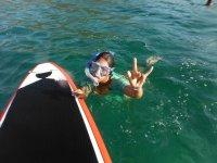 Hagamos snorkel