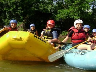Rafting en Zimatan Oaxaca