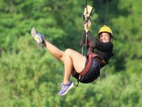 Rafting, zip-line and rappel un Huatulco