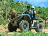 All terrain in Puerto Vallarta