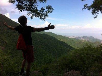 Caminata al cerro por Chapala