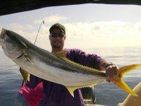 Recreational fishing in Loreto, Baja California