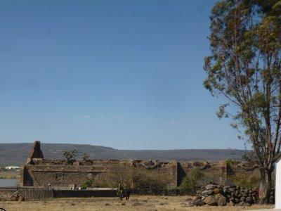Guided tour at Jalpa de Cánovas