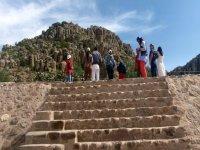 Guanajuato pyramids