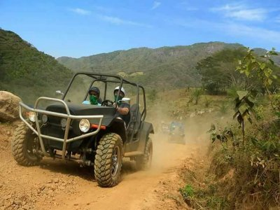 All-terrain vehicle tour in Sierra Madre