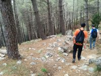 rutas de caminata