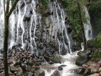 walk to waterfalls