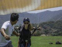 Paragliding class