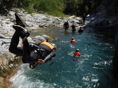 Canyoning in Matacanes