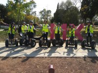 Knowing the CDMX in segway
