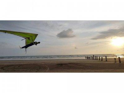 20-minute Hang-Gliding Flight in Jalisco