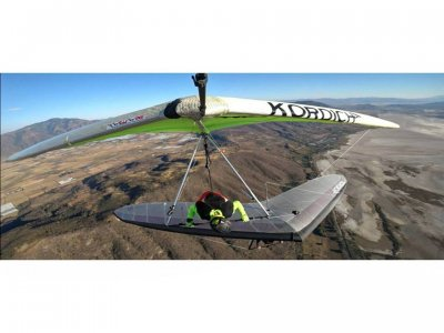 Hang Gliding in Jalisco, 20 Minutes, with Photos