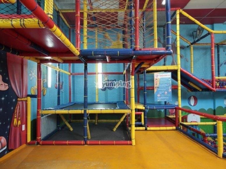 children's party room rental