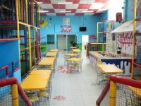 children's party room dining room