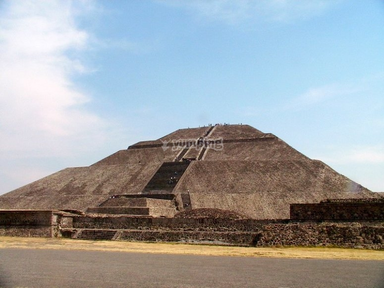 Pirámide del sol
