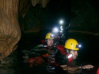 Canyoning + sacred cave + Dioses canyons