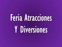 Feria Atracciones y Diversiones
