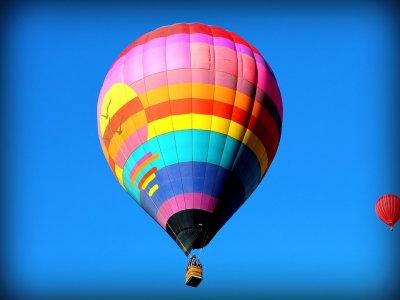 Vuelo en globo con alojamiento en Teotihuacán