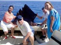 Paseo y pesca deportiva