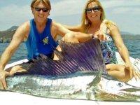 Pesca del día