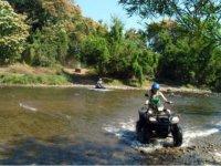 Cruzando aguas tranquilas