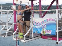 Bungee jump in Tequesquitengo