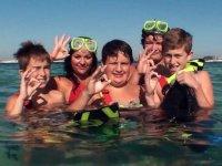 Snorkel in Isla Ixtapa