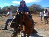 riding on the mezcal route