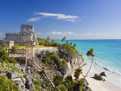Guided tour in Tulum