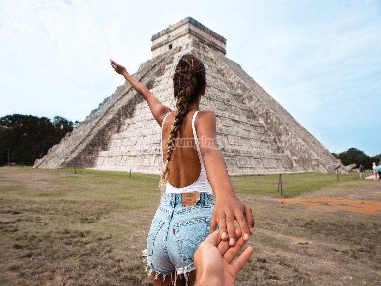 Conoce las piramides