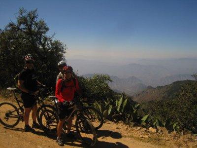 Sierra Gorda Ecotours Ciclismo de Montaña
