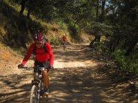 Bici en la Sierra