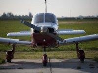 Prepared plane