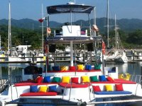 Fully equipped boats