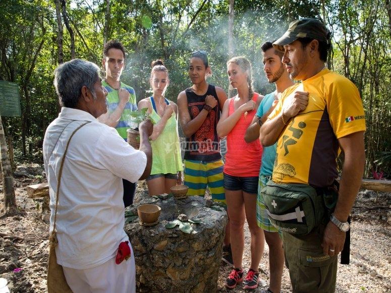 maya ritual