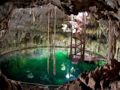 Cenotes tour in AVT with meal