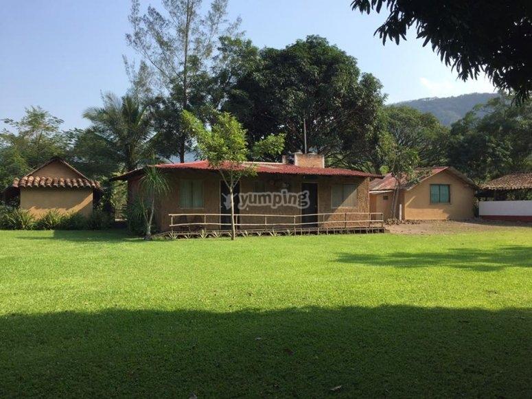 Veracruz cabins