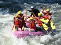 Rafting, Rappel and lodging in Jalcomulco
