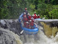 Adrenaline in rafting