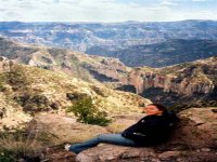 Viewpoint over the Barrancas