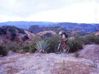 Cycling canyons of the copper
