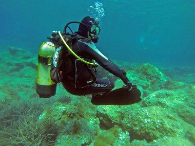 PADI Open Water snorkeling course