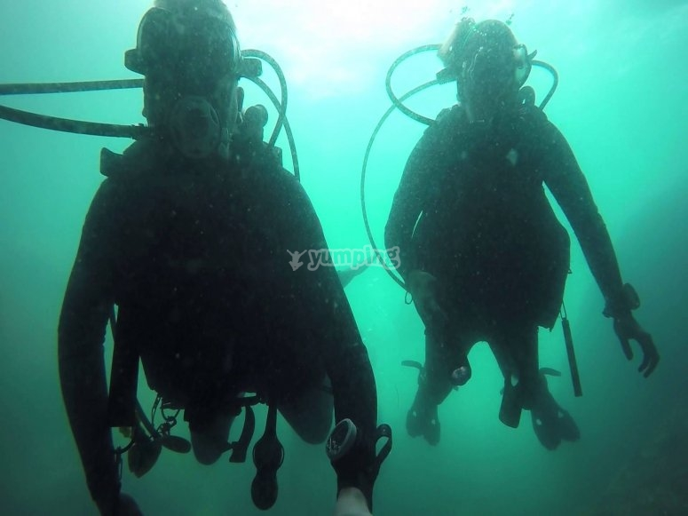 Navegacion submarina