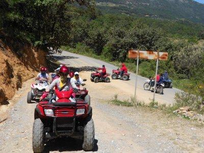 Aventour Cuatris Querétaro Campamentos Multiaventura