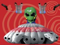 Laser Tag Dome