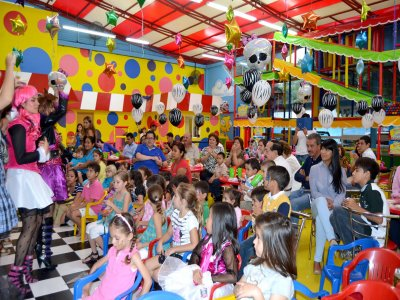 Children´s Party in Cuernavaca + Taquiza and Cake