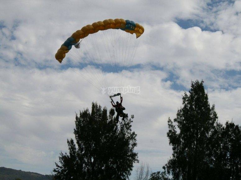 Jump in Guadalajara
